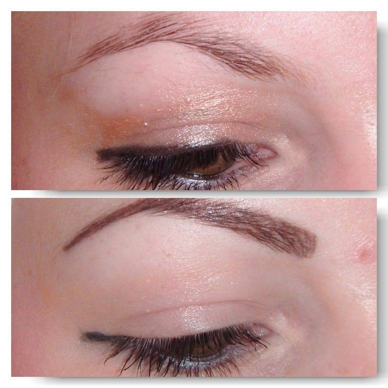 semi permanent eyebrows southport