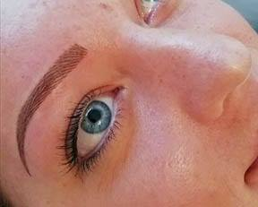 Semi-Permanent Eyebrows