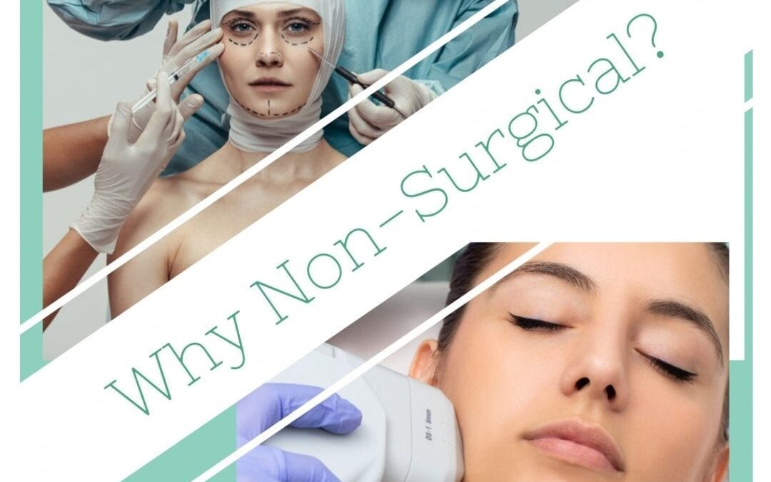 Non Surgical Facelift Wigan