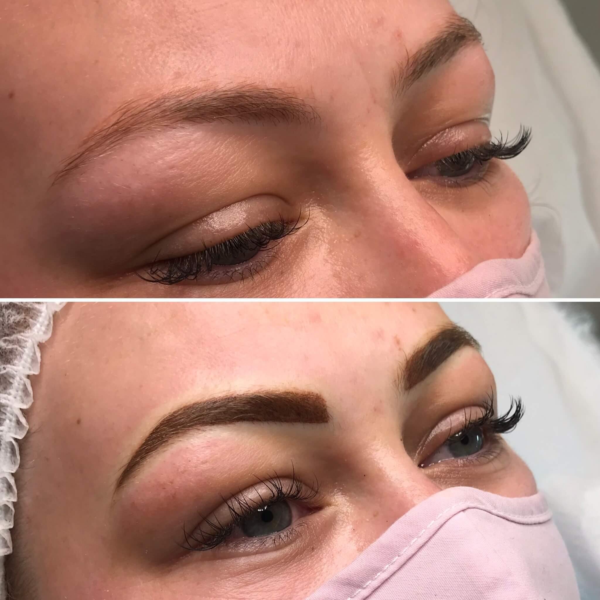 Eyebrow Tattoo Northwest